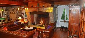 Forges d'enfalits - chambres d'hôtes en Ariège - Salon - gros bandeau n°4